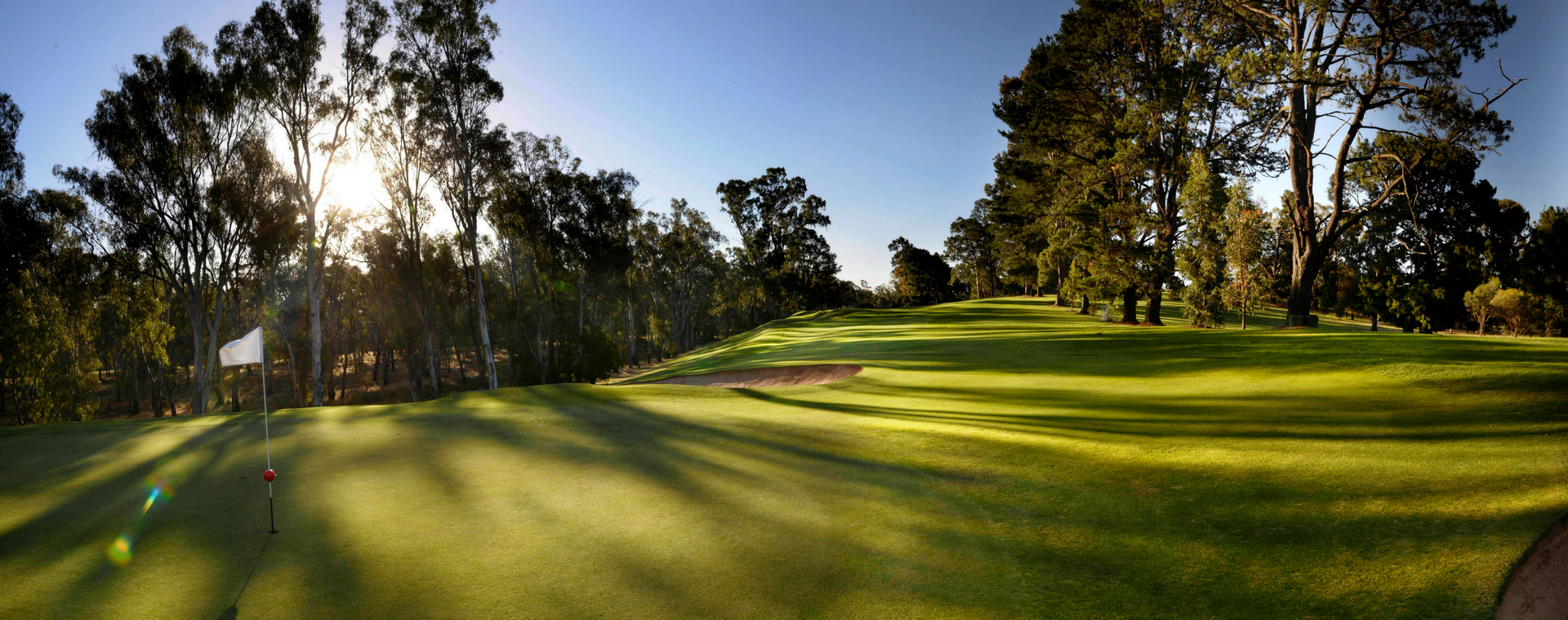 7th Hole Shepparton Golf CLub